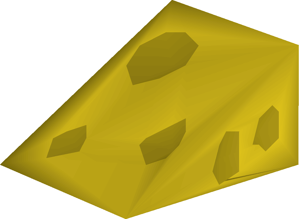 Servery cheese - OSRS Wiki