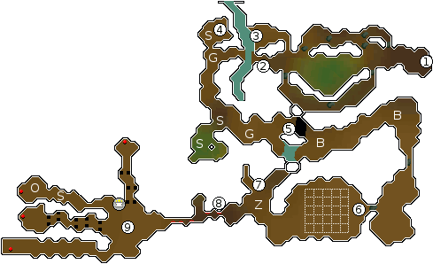 Underground Pass - First area map.png