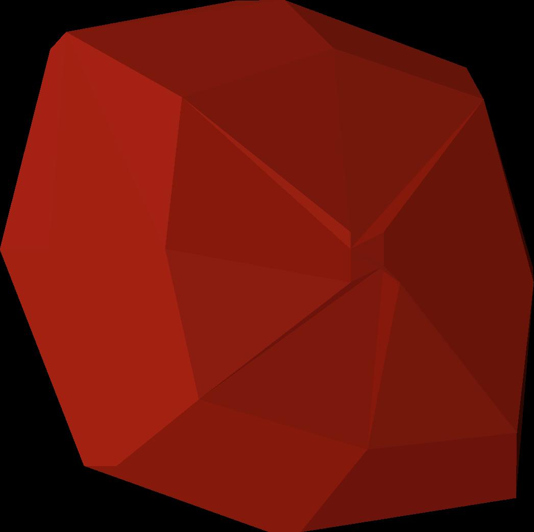 Uncut ruby - OSRS Wiki