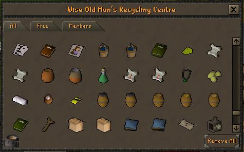Update:Spellbook Rework, Wise Old Man and, Increased Zoom