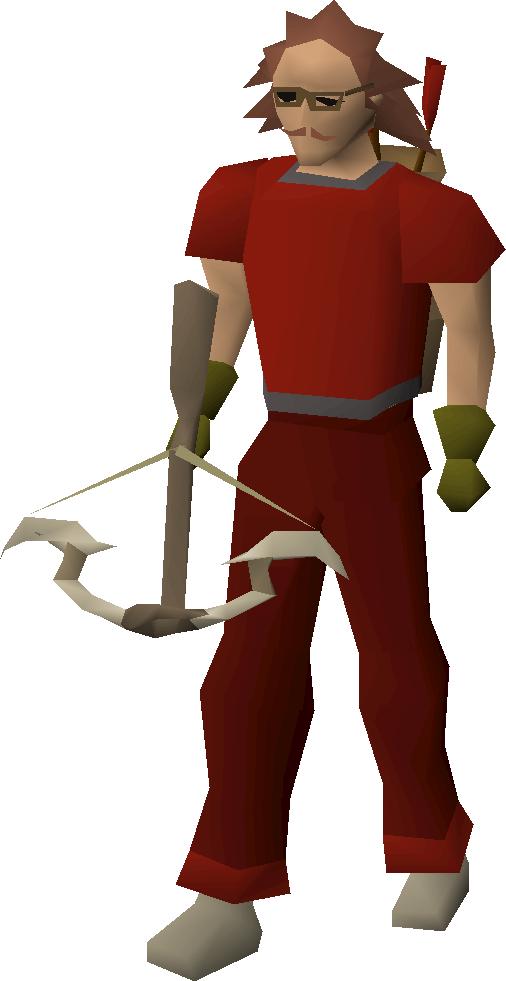 Osrs dragon hunter crossbow
