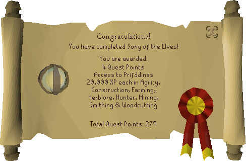 Song of the Elves reward scroll.png