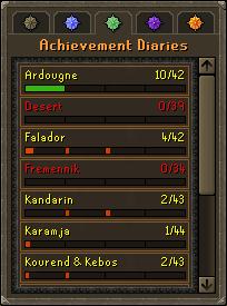 Achievement Diary - OSRS Wiki