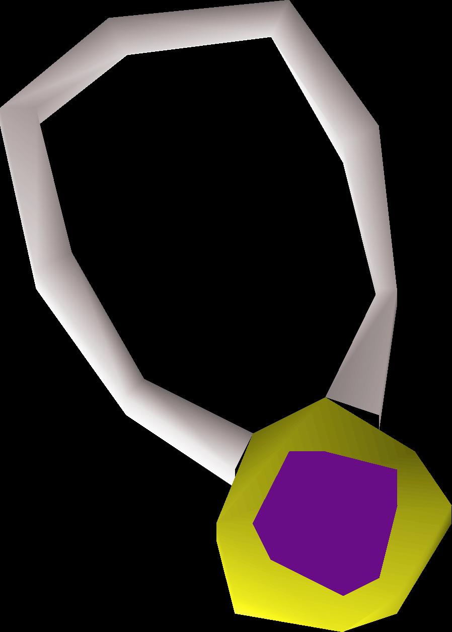 Dragonstone amulet - OSRS Wiki