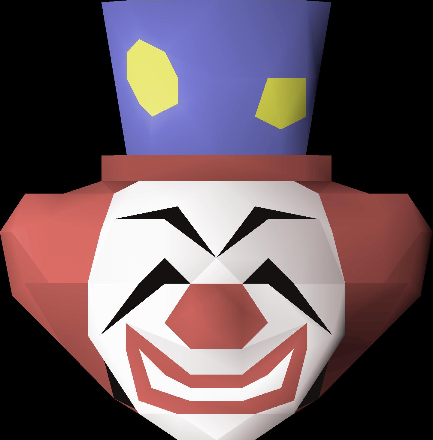 Clown Mask Osrs Wiki