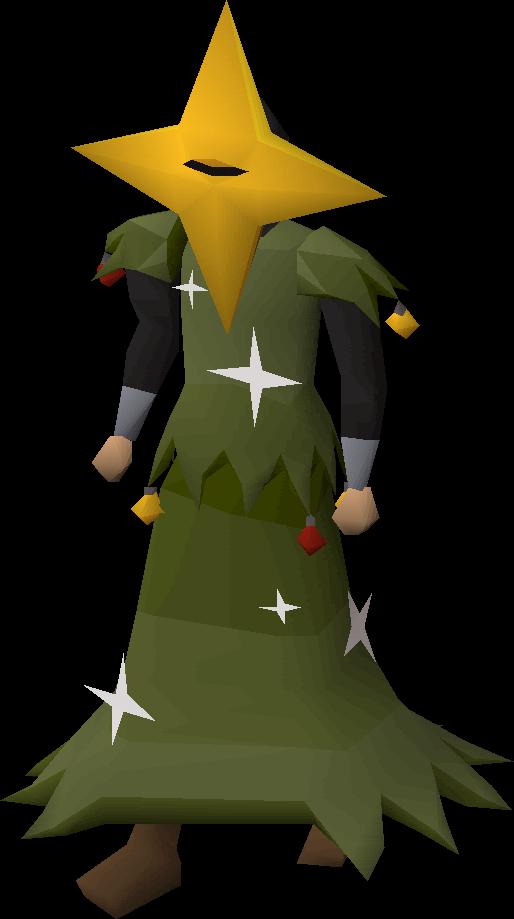 Christmas Tree Costume Osrs Wiki