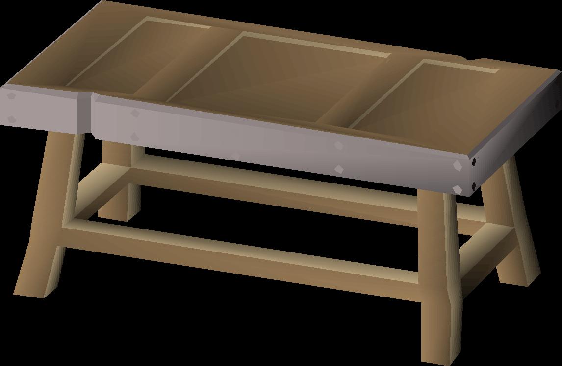 Steel Framed Workbench Osrs Wiki