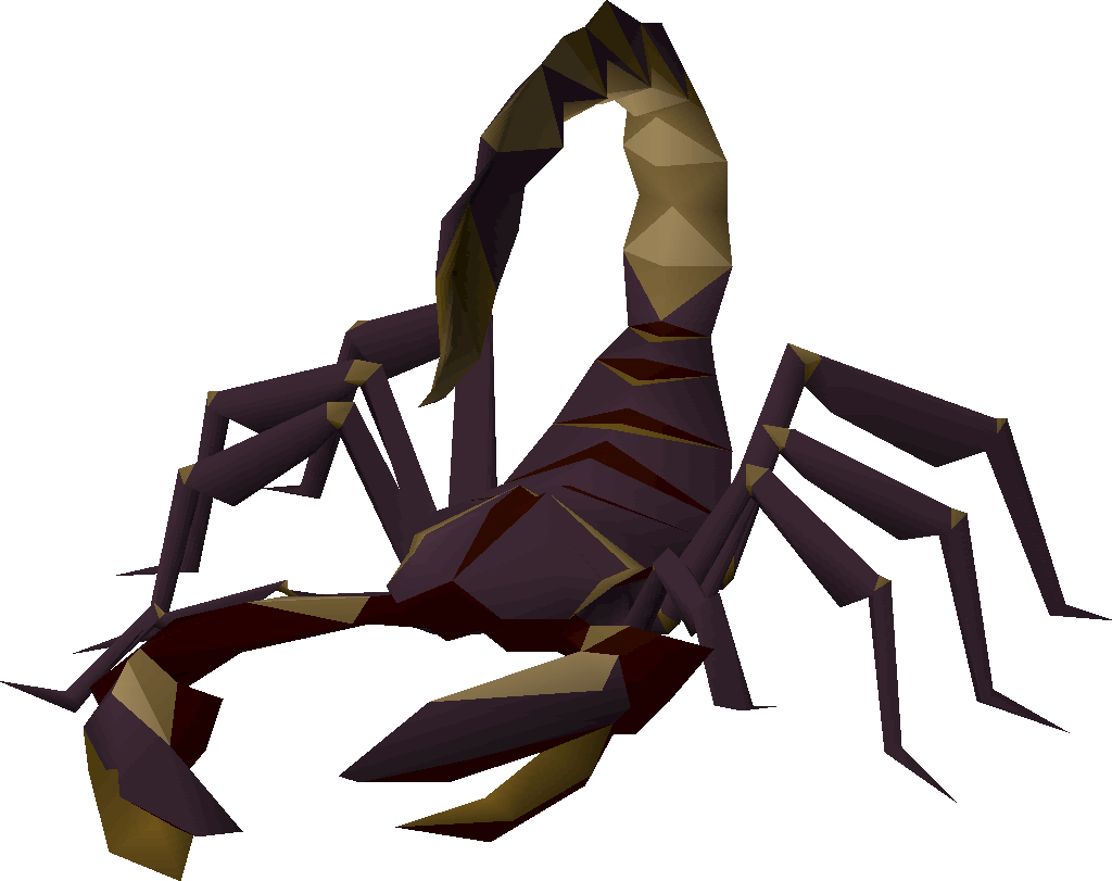 Poison Scorpion Osrs Wiki