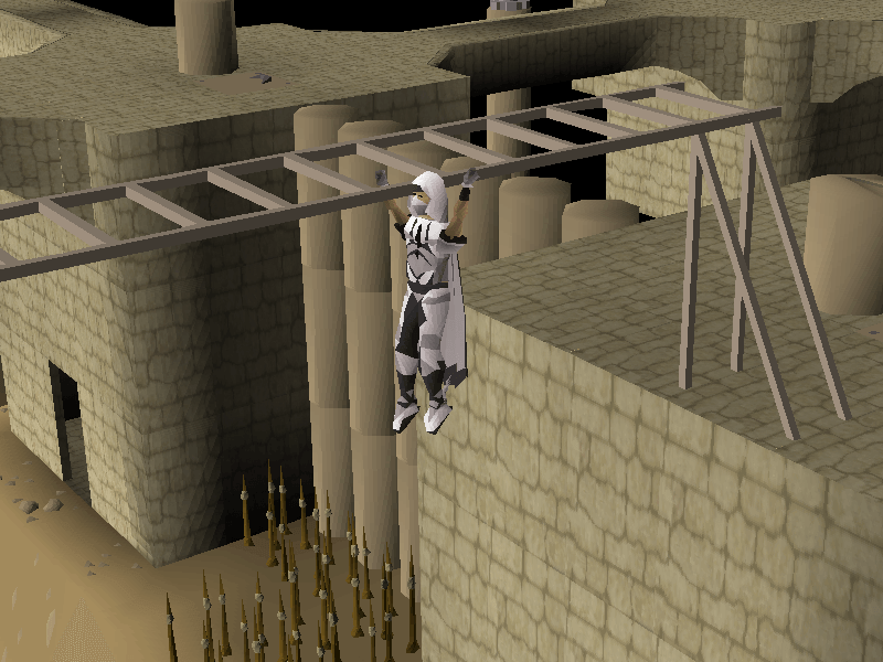 Brimhaven Agility Arena - Monkey bars.png