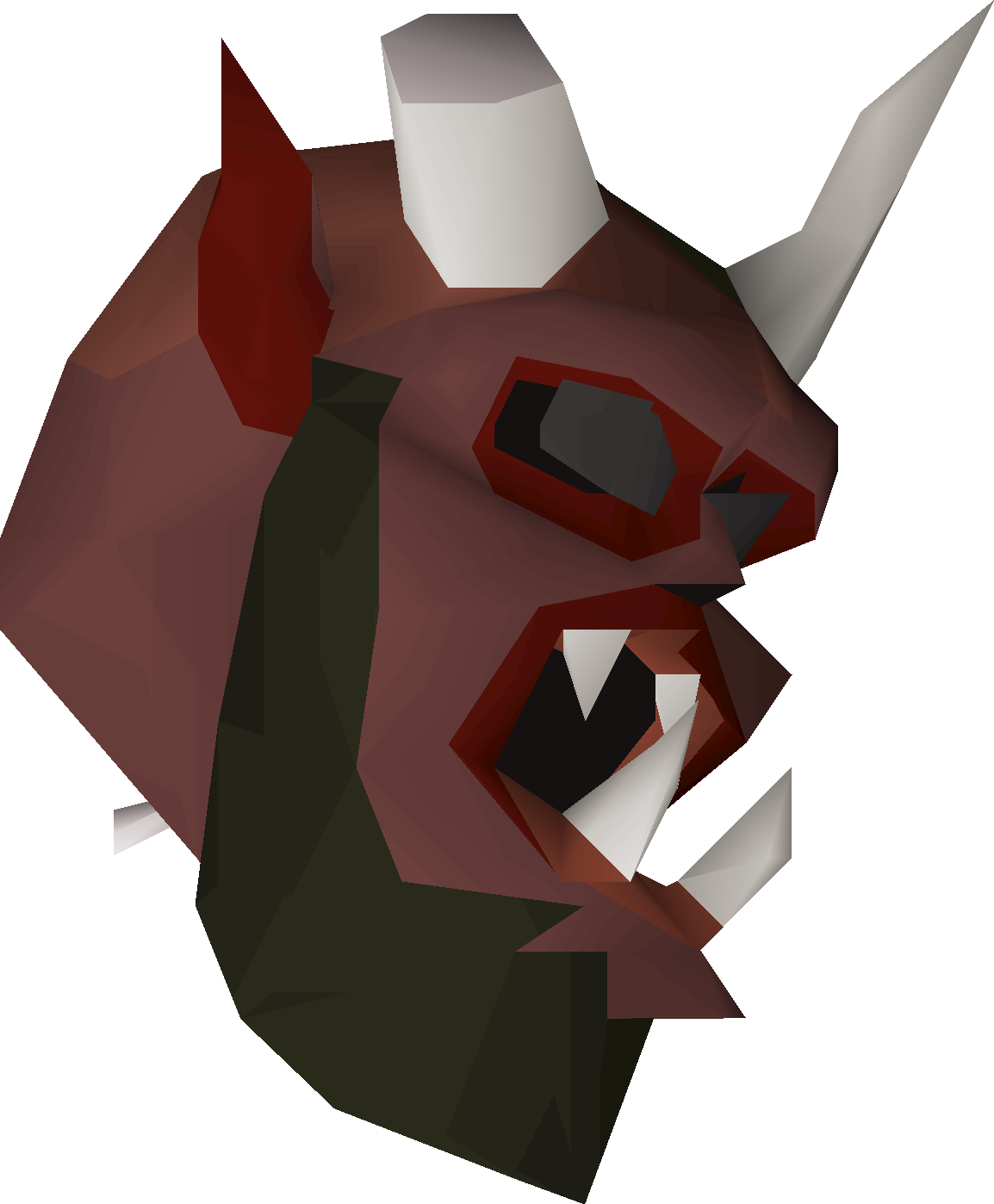 Ensouled Demon Head Osrs Wiki