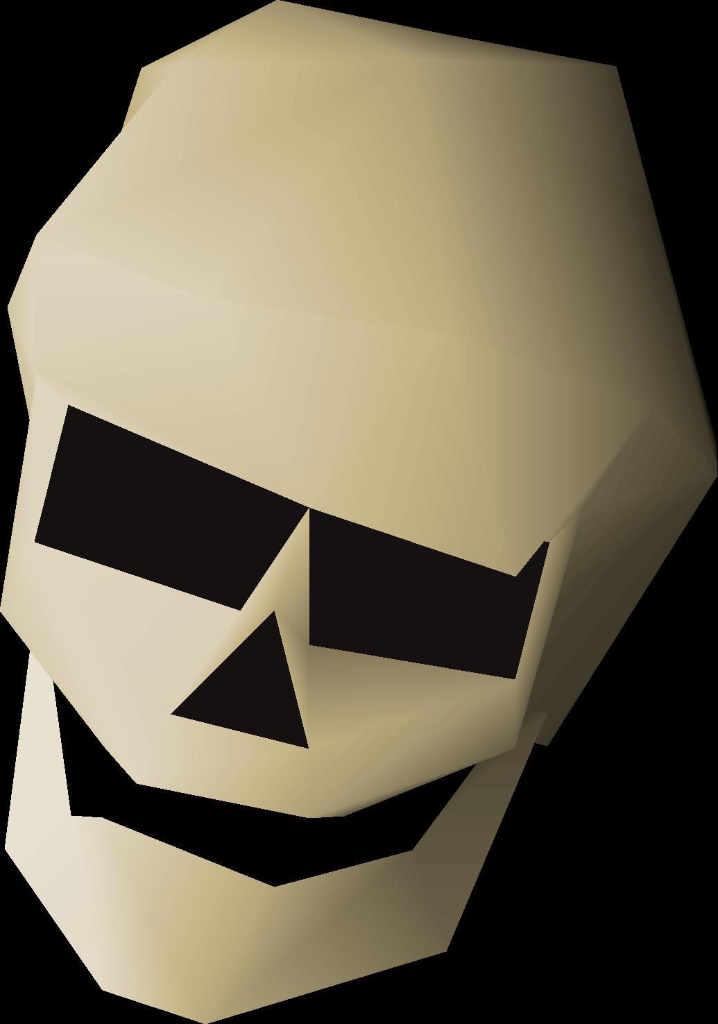 Draynor skull - OSRS Wiki