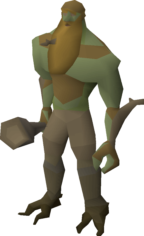 moss giant the old school runescape wiki