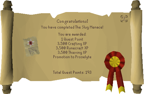 The Slug Menace reward scroll.png