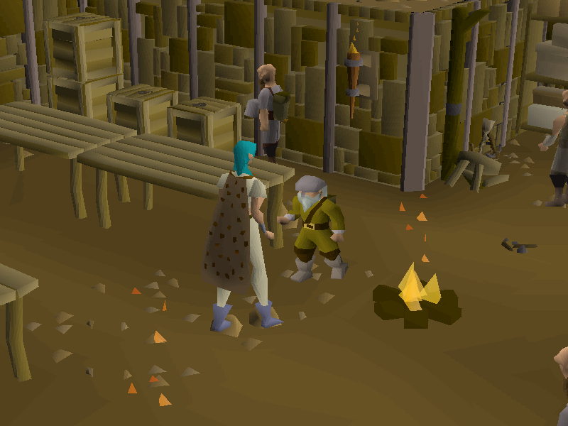 Recipe for Disaster/Freeing the Mountain Dwarf - OSRS Wiki