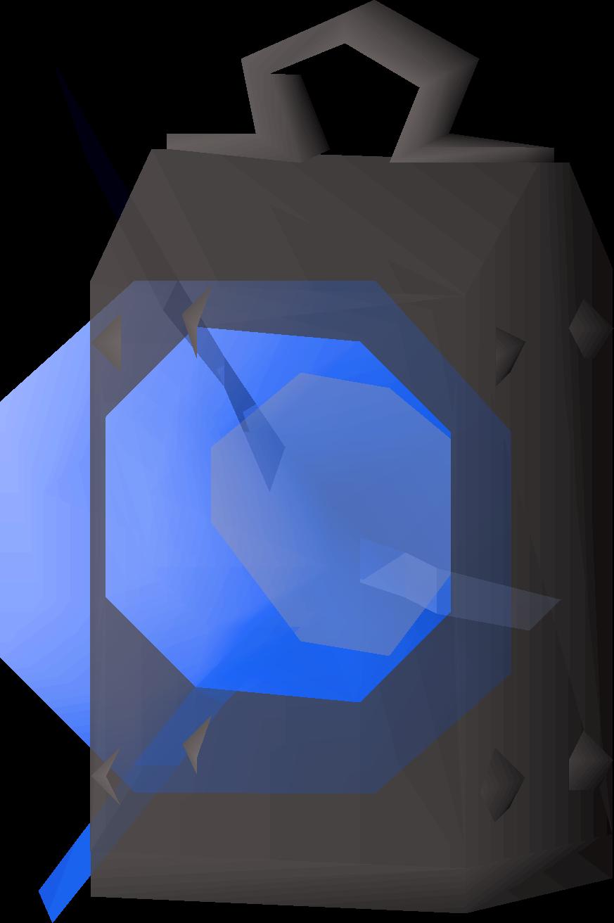 Sapphire lantern - OSRS Wiki