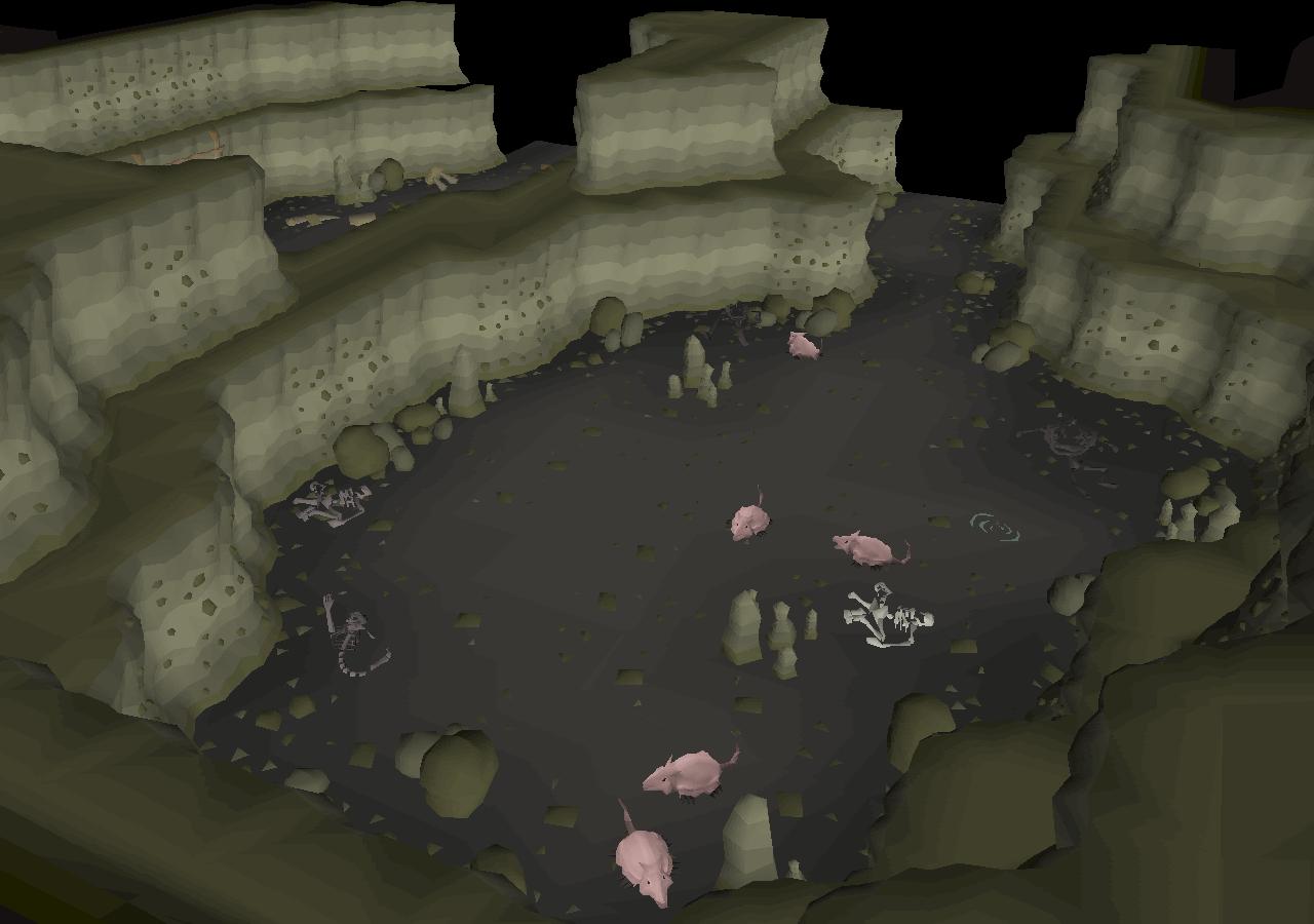 Brine Rat Cavern Osrs Wiki