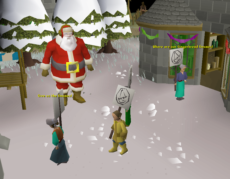 Christmas Quest Osrs 2020 2019 Christmas event   OSRS Wiki