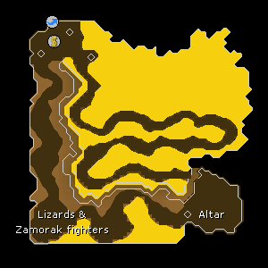Ourania Cave map.png