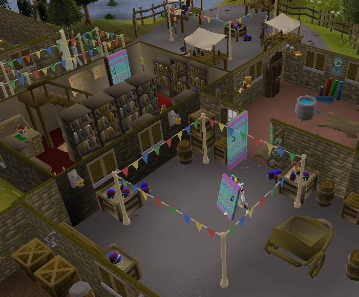 Christmas 2021 Osrs Event 2021 Easter Event Osrs Wiki