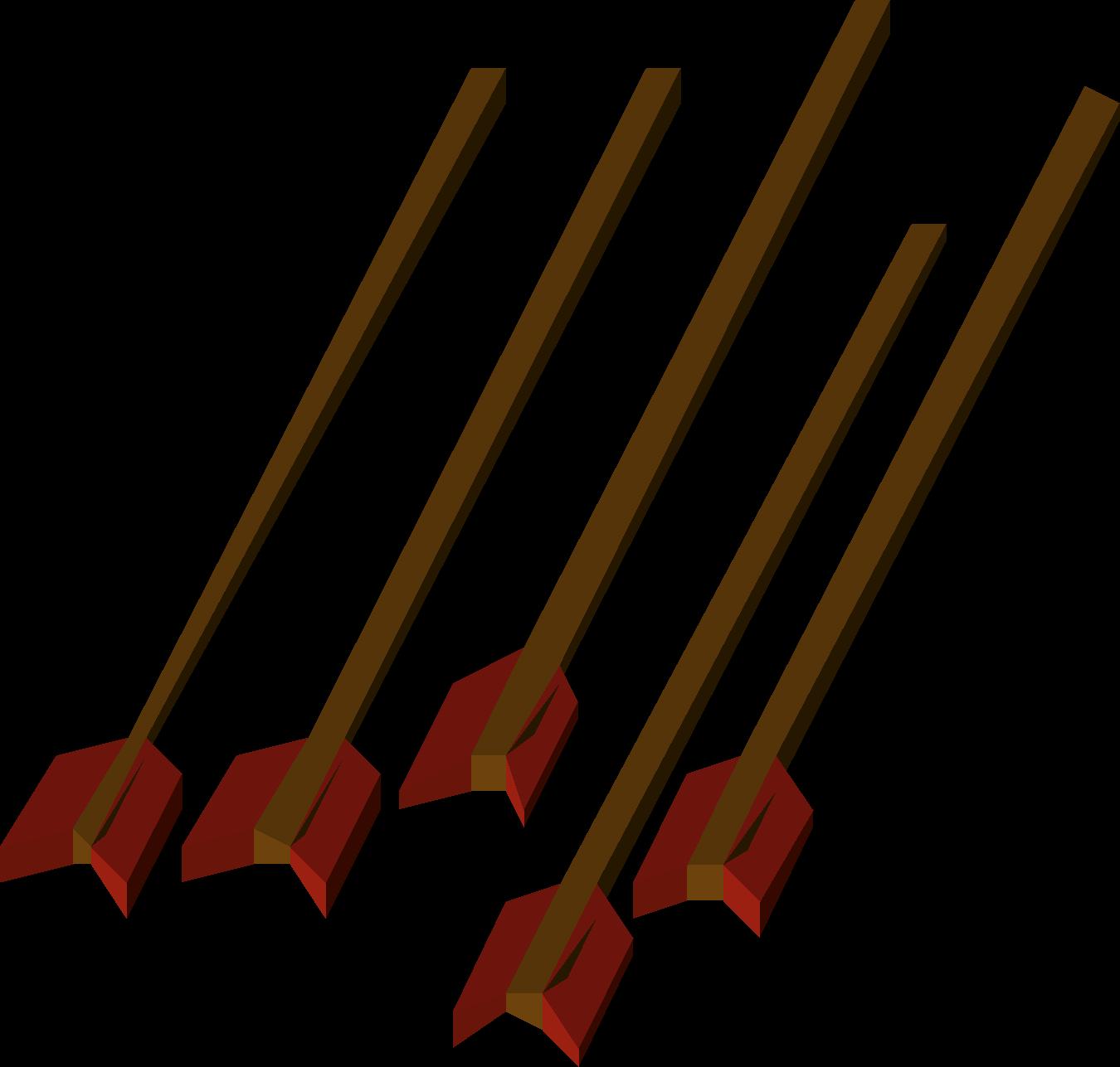 Headless Arrows