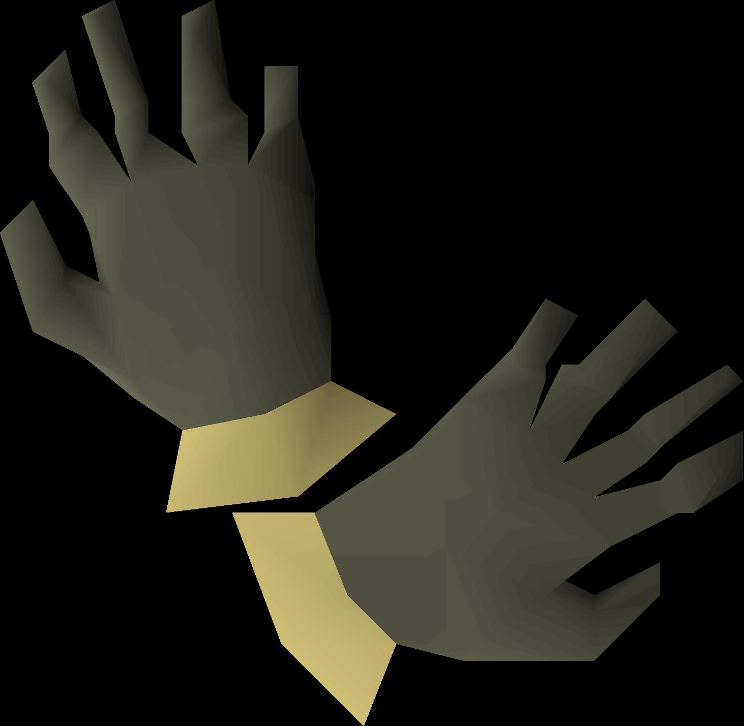 Barrows gloves - OSRS Wiki
