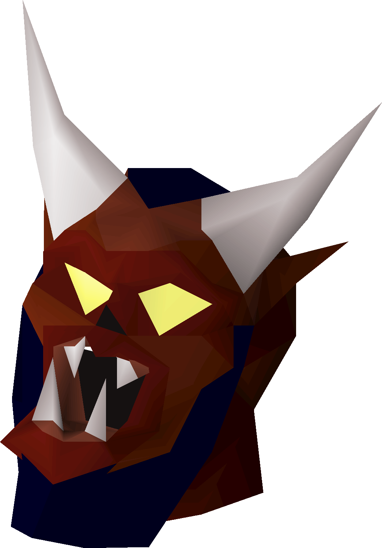 Greater Demon Mask Osrs Wiki