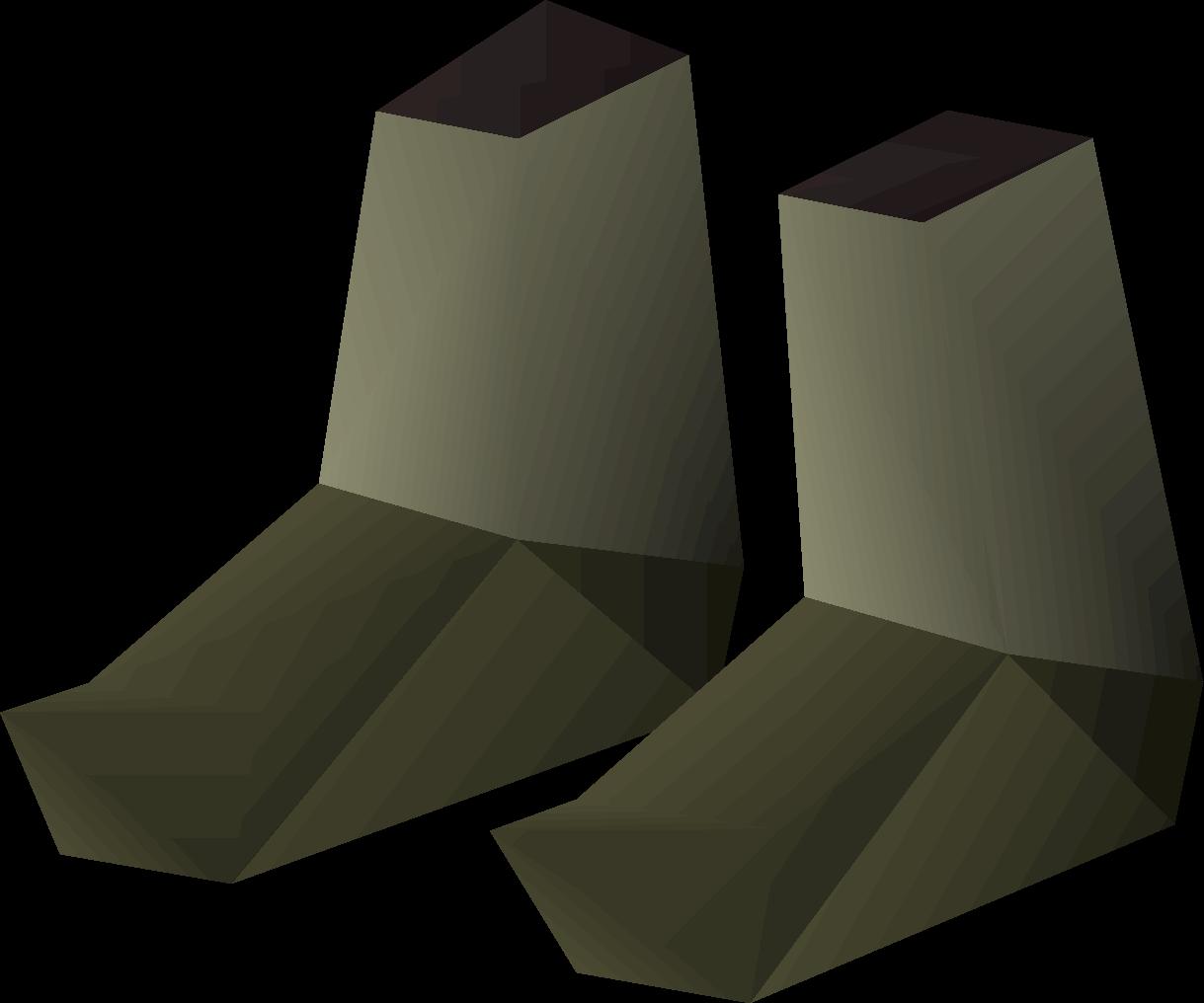 Snakeskin boots - OSRS Wiki