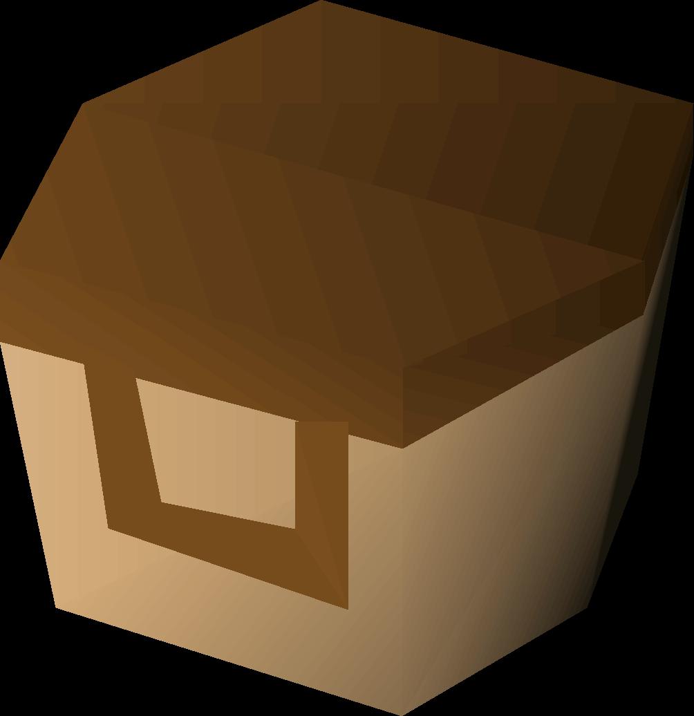 60496415e08d Villager hat (brown) - OSRS Wiki