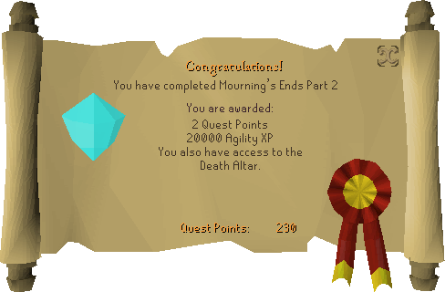 Mourning's End Part II reward scroll.png