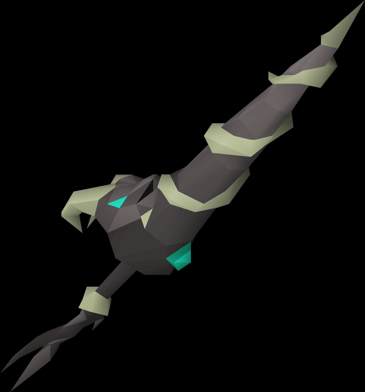 Dragon hunter lance - OSRS Wiki