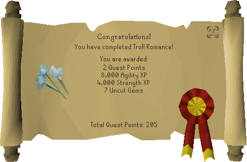 Troll Romance reward scroll.png