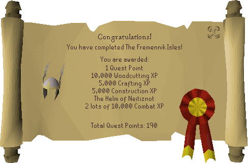 The Fremennik Isles reward scroll.png