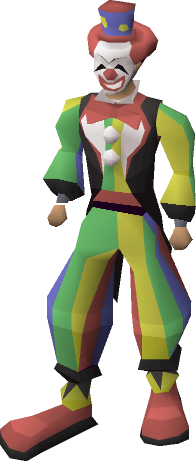 Clown Trousers Osrs Wiki