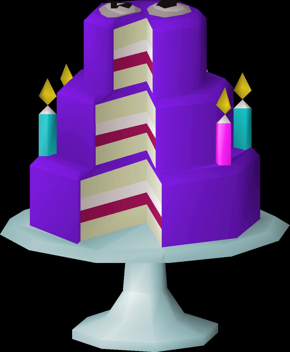 Outstanding Birthday Cake Osrs Wiki Funny Birthday Cards Online Aeocydamsfinfo