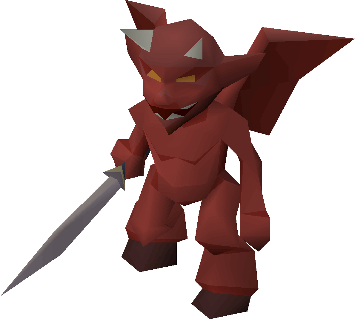 Picture of an imp