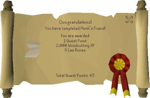 Monk's Friend reward scroll.png