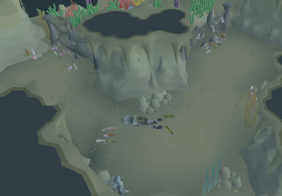 Drift net - OSRS Wiki