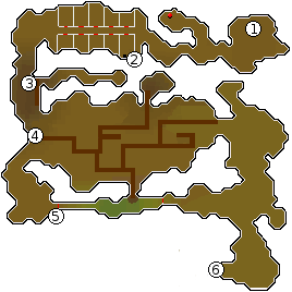 Underground Pass - Second area map.png