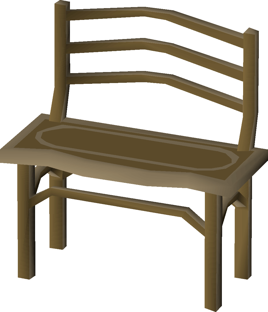 Carved Teak Bench Osrs Wiki