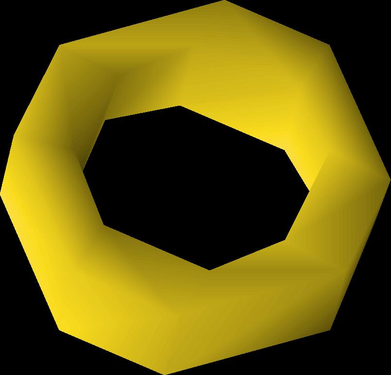 Gold Ring Bar