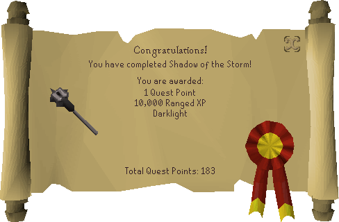 Shadow of the Storm reward scroll.png