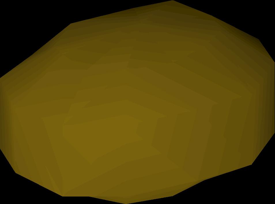 Rotten potato - OSRS Wiki