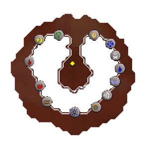 Crafting nature runes through the Abyss - OSRS Wiki