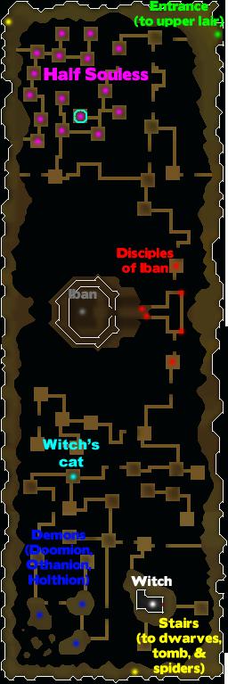 Underground Pass Dungeon Osrs Wiki
