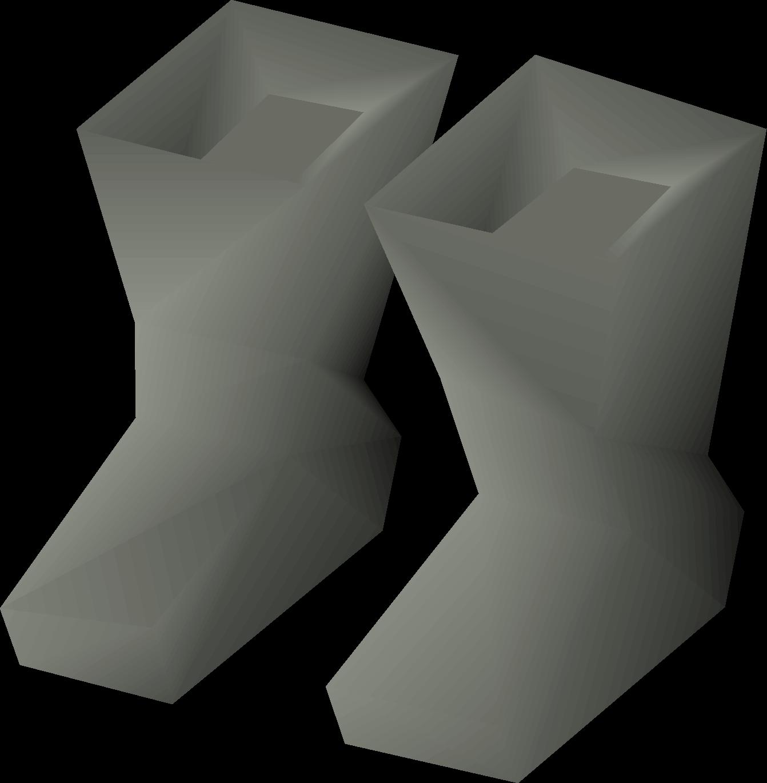 Runner boots - OSRS Wiki