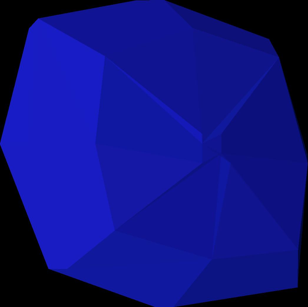 Uncut sapphire - OSRS Wiki