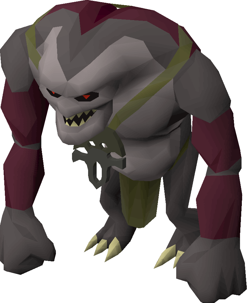 Cave abomination - OSRS Wiki