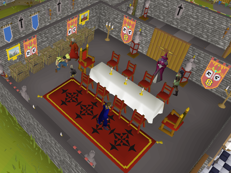Osrs Event 2021 Christmas 2021 Birthday Event Osrs Wiki
