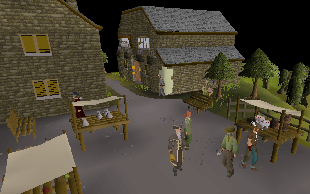 Draynor Village - The Old School RuneScape Wiki