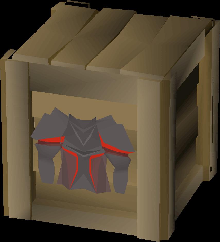 Obsidian armour set - OSRS Wiki